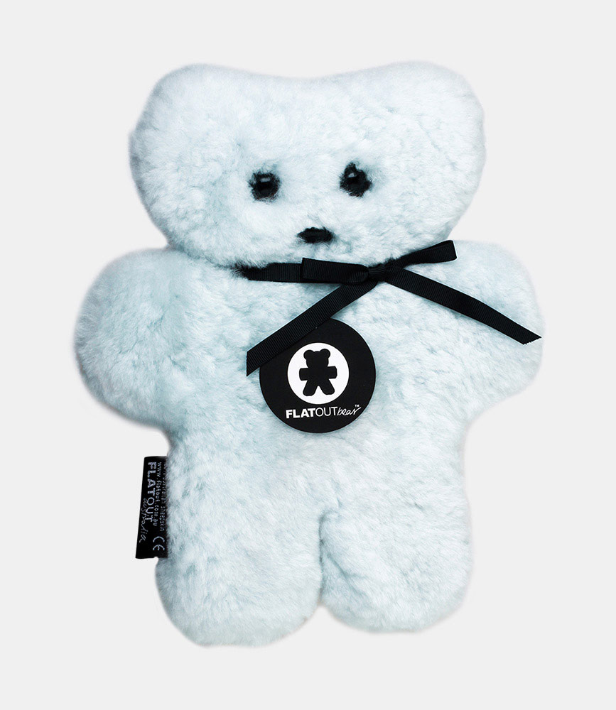 Flatout Bear Bluey
