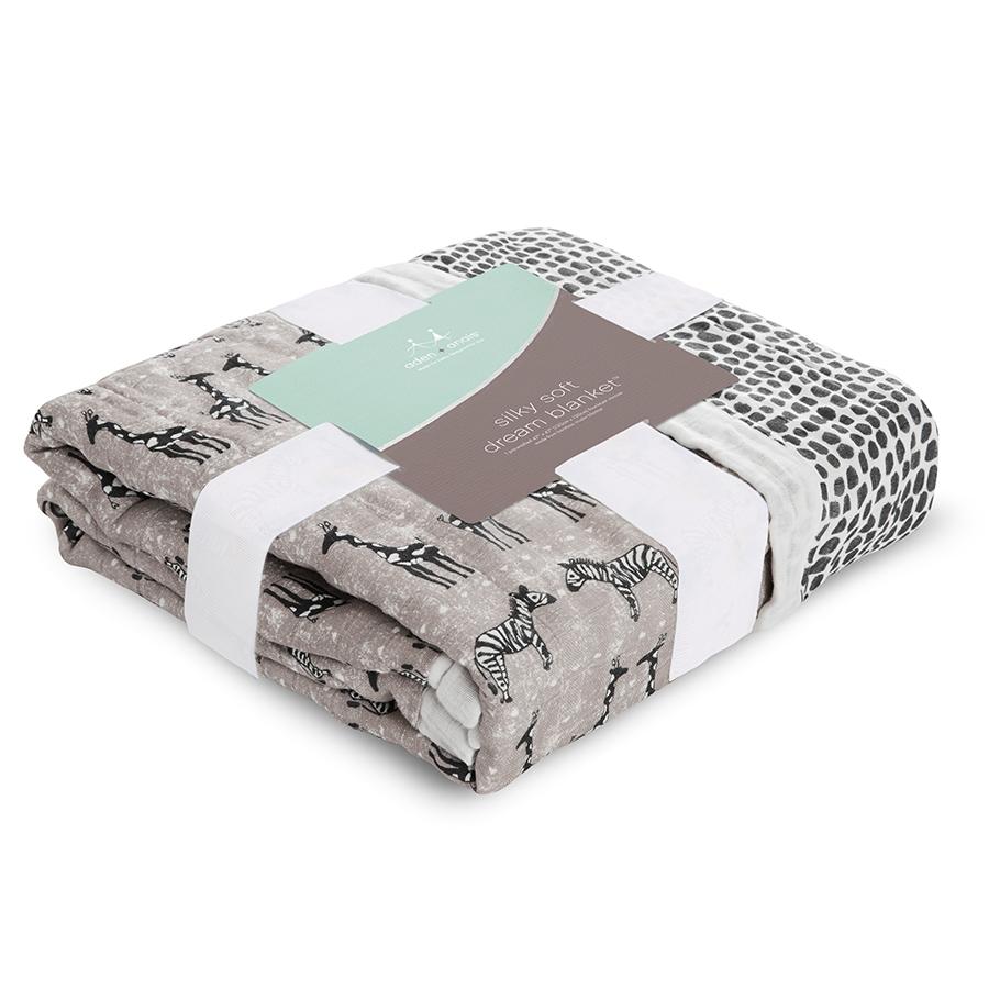 Aden + Anais Sahara Motif Dream Blanket