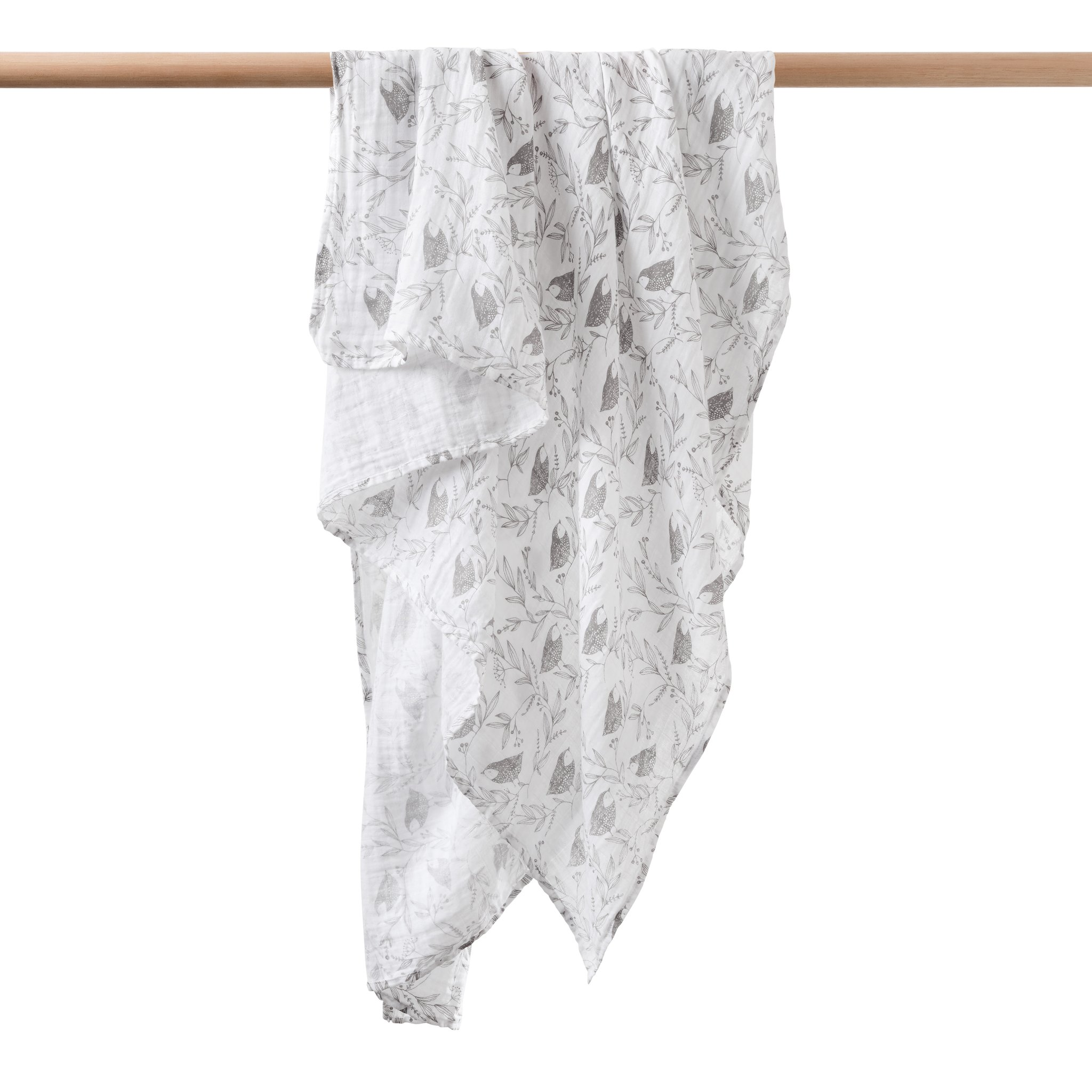 Wilson and Frenchy Little Flow Muslin Wrap