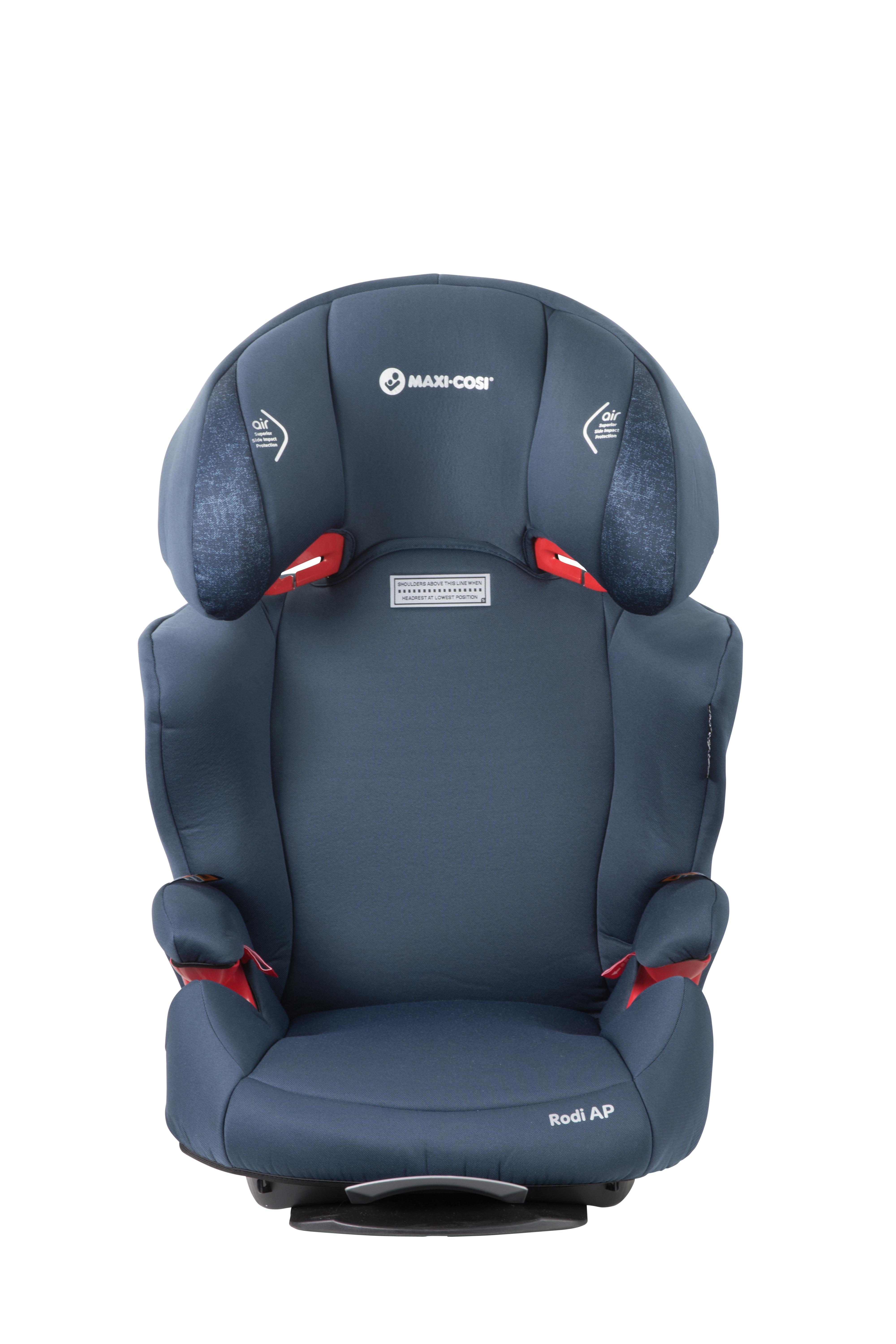 maxi cosi rodi ap booster seat 4 6 yrs approx babyroad. Black Bedroom Furniture Sets. Home Design Ideas