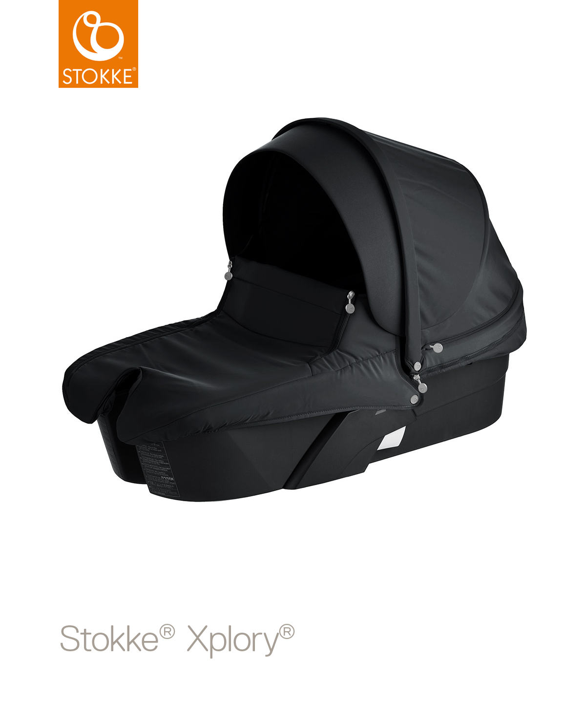 Stokke Xplory Black Carry Cot