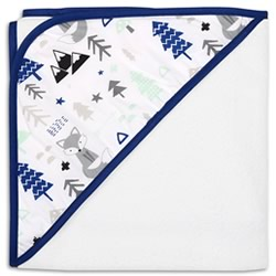 Little Haven Little Explorer Hooded Towel