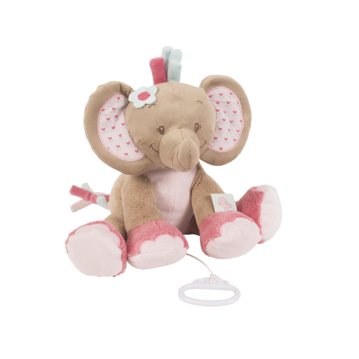 Nattou Musical Rose the Elephant