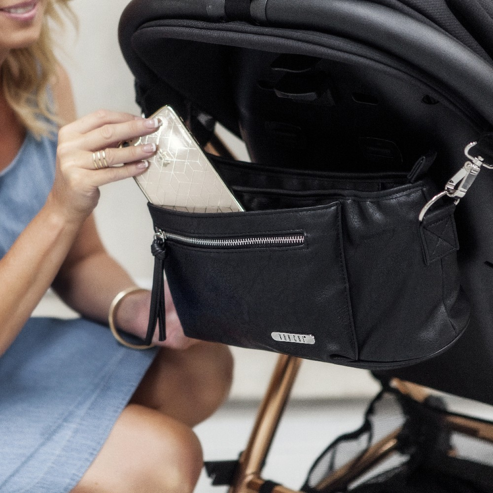 Vanchi Pram Caddy Black