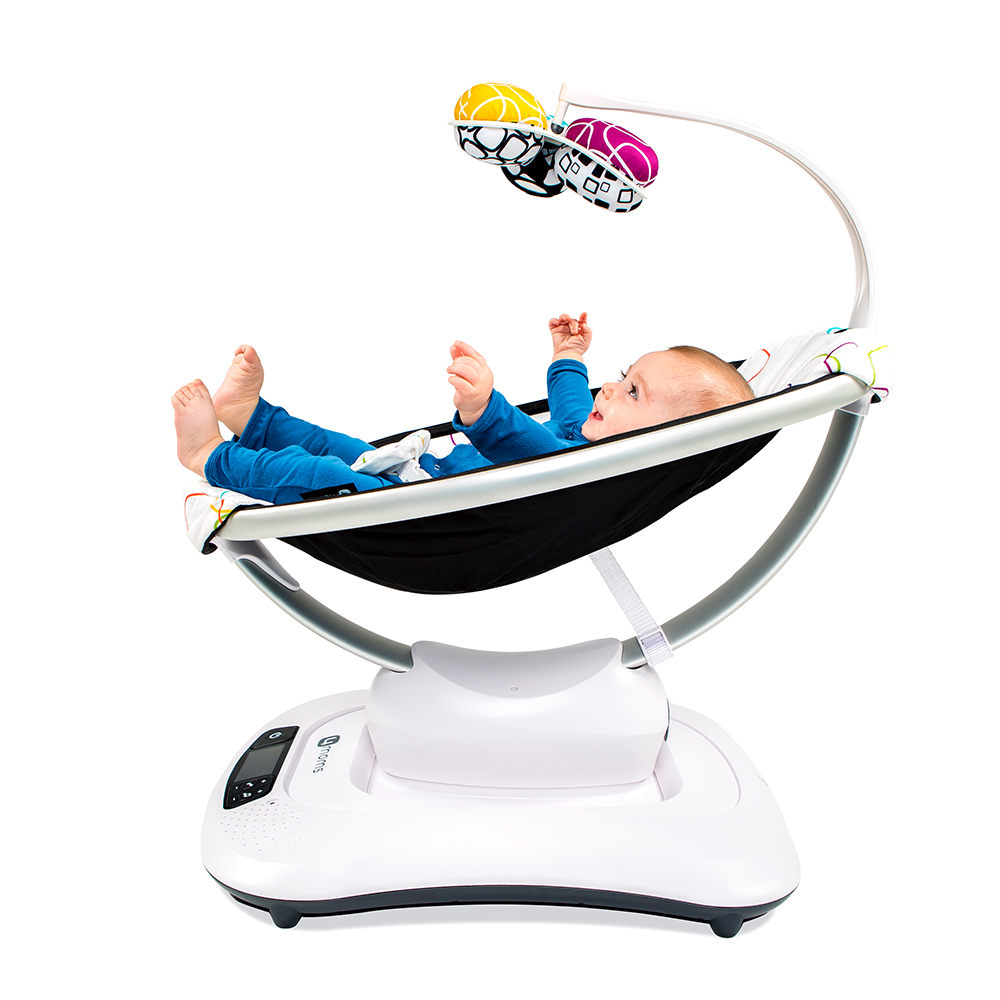 4moms Mamaroo Multicolour Plush - Babyroad