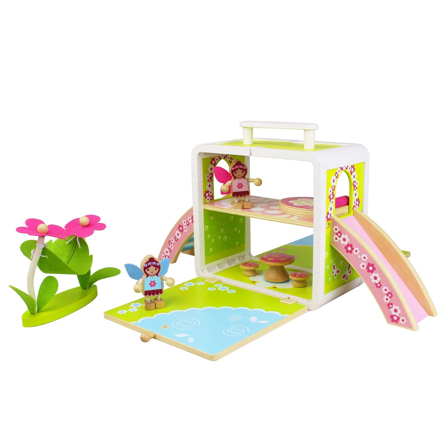 Boxset Fairy House