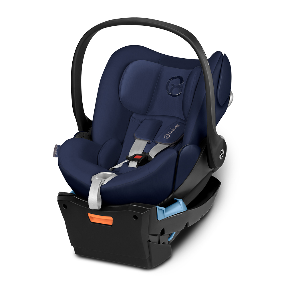 Cybex Cloud Q car seat capsule
