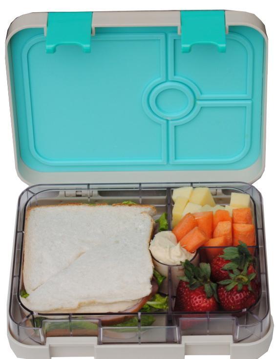 family lunch super bento box penguin babyroad. Black Bedroom Furniture Sets. Home Design Ideas