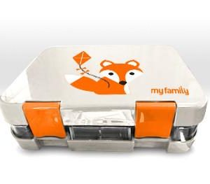 Family Lunch Super Bento Box Foxy