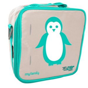 Fridge To Go My Family Lunch Box Penguin