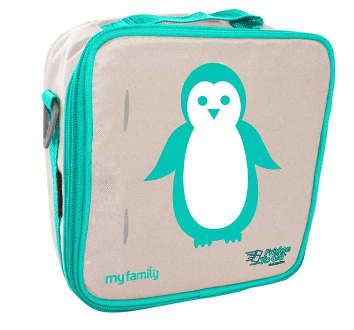 Fridge To Go My Family Lunch Box Penguin