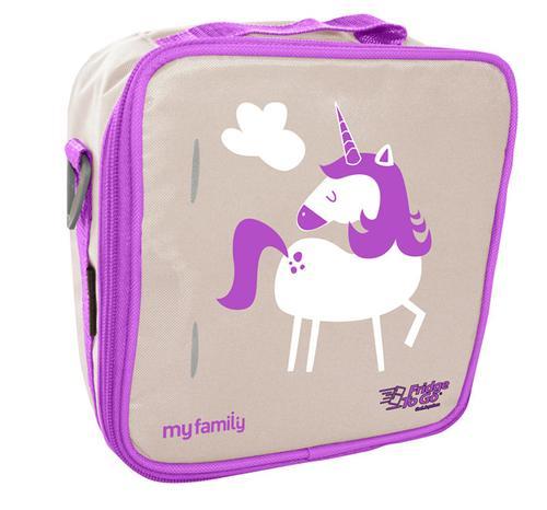 Fridge To Go My Family Lunch Box Unicorn