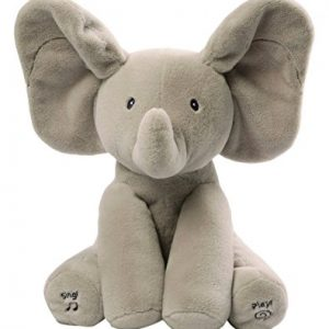 Gund Sing and Play Flappy the Elephant