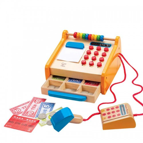 Hape Fresh Food Market Cash Register