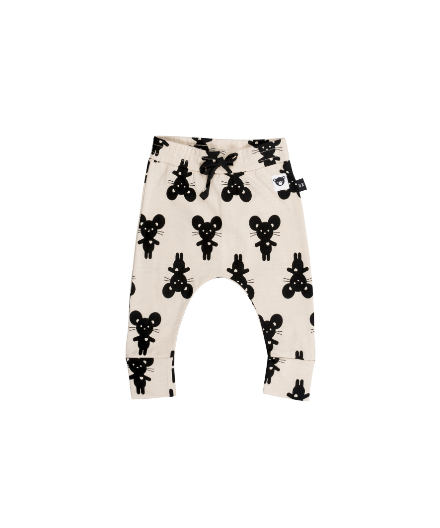 HuxBaby Mouse Drop Crutch Pant