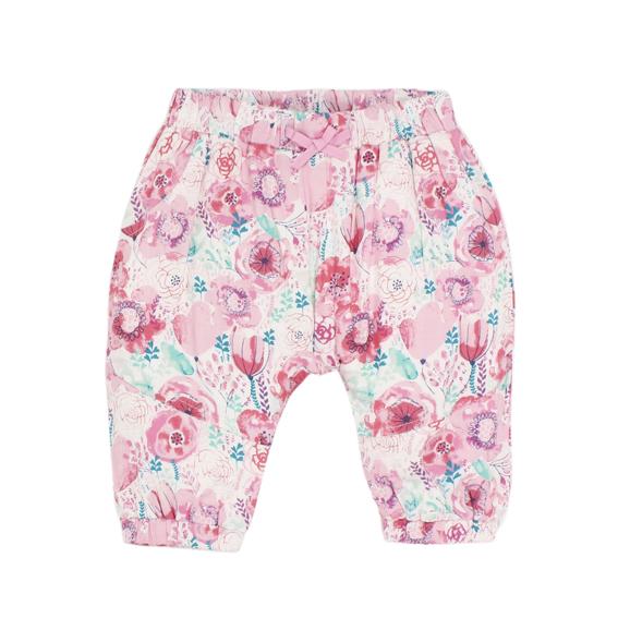 Bebe Melita Floral Lined Pant