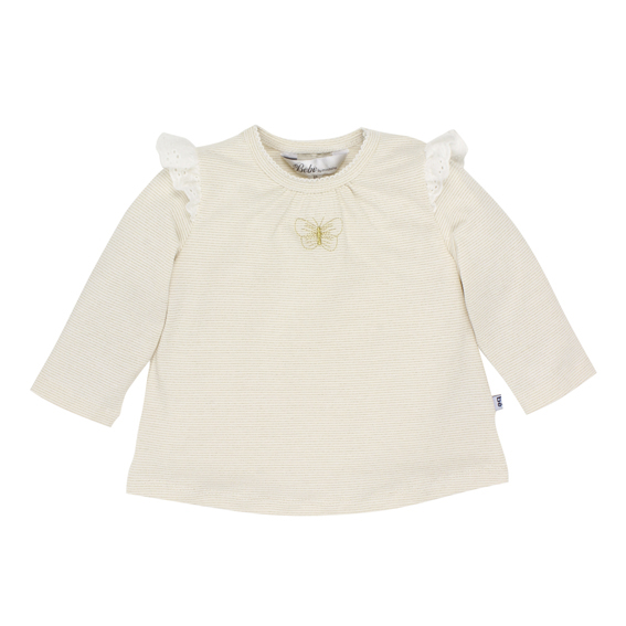 Bebe Claire Butterfly Tee