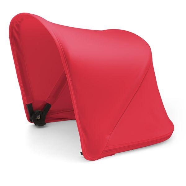 Bugaboo Fox Sun Canopy Neon Red
