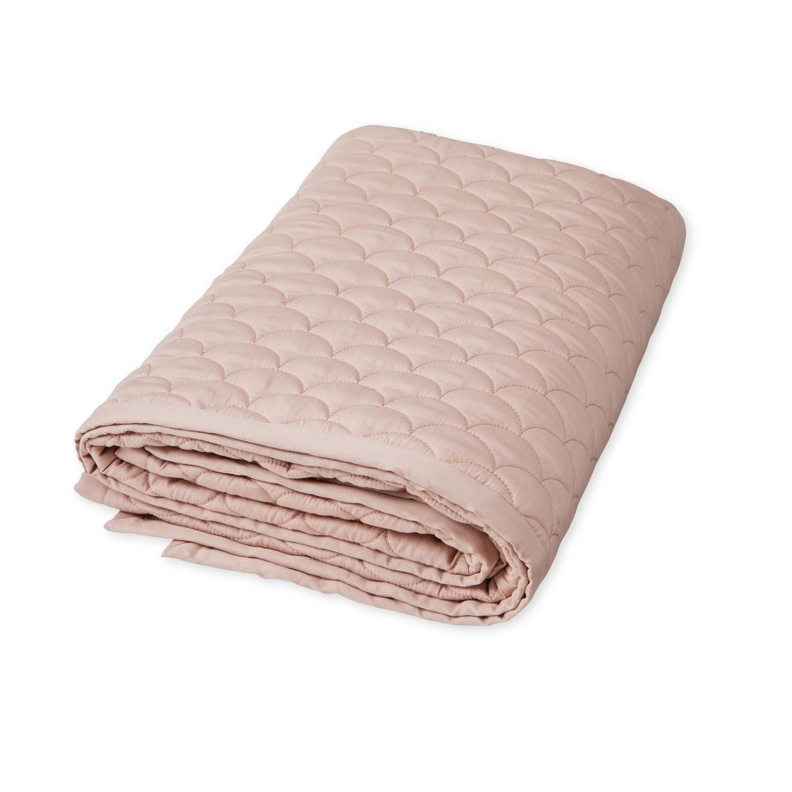 Cam Cam Copenhagen Dusty Rose Wave Quilt