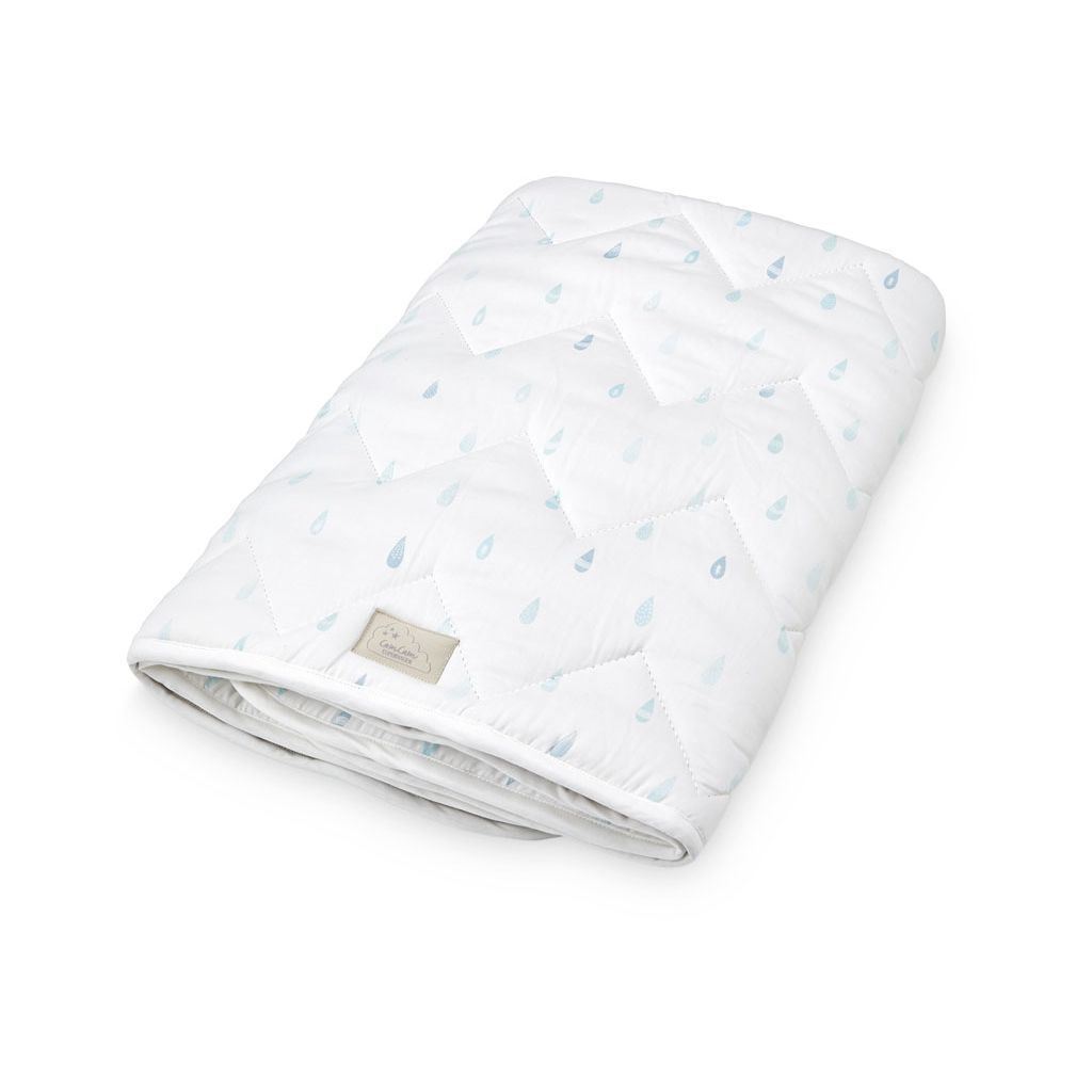 Cam Cam Copenhagen Raindrops Baby Blanket