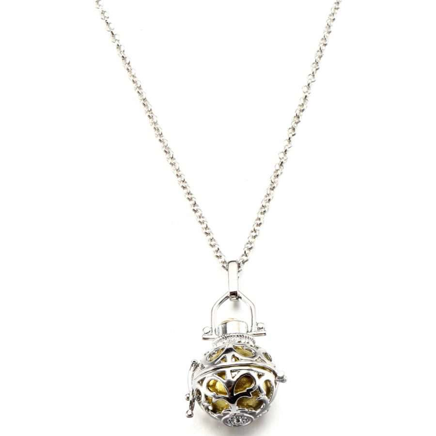 Harmony ball necklace pregnancy baby gifts perth babyroad harmony ball necklace aloadofball Images