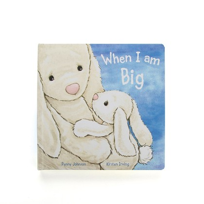 Jellycat When I'm Big Book