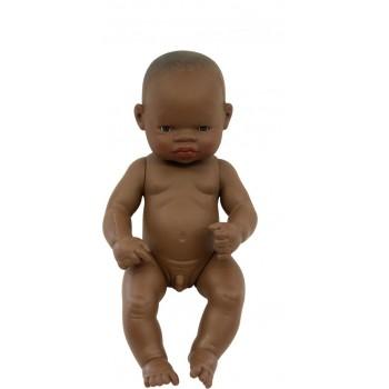 Miniland African Baby Boy 32cm Doll