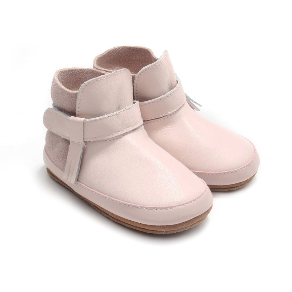 Pretty Brave Dusty Pink Snow Boot