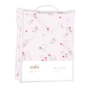 Toshi Holly Knit Fitted Sheet