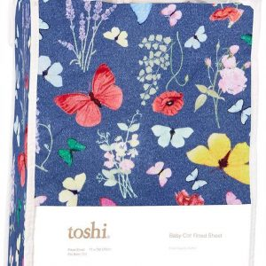 Toshi Priscilla Knit Fitted Sheet