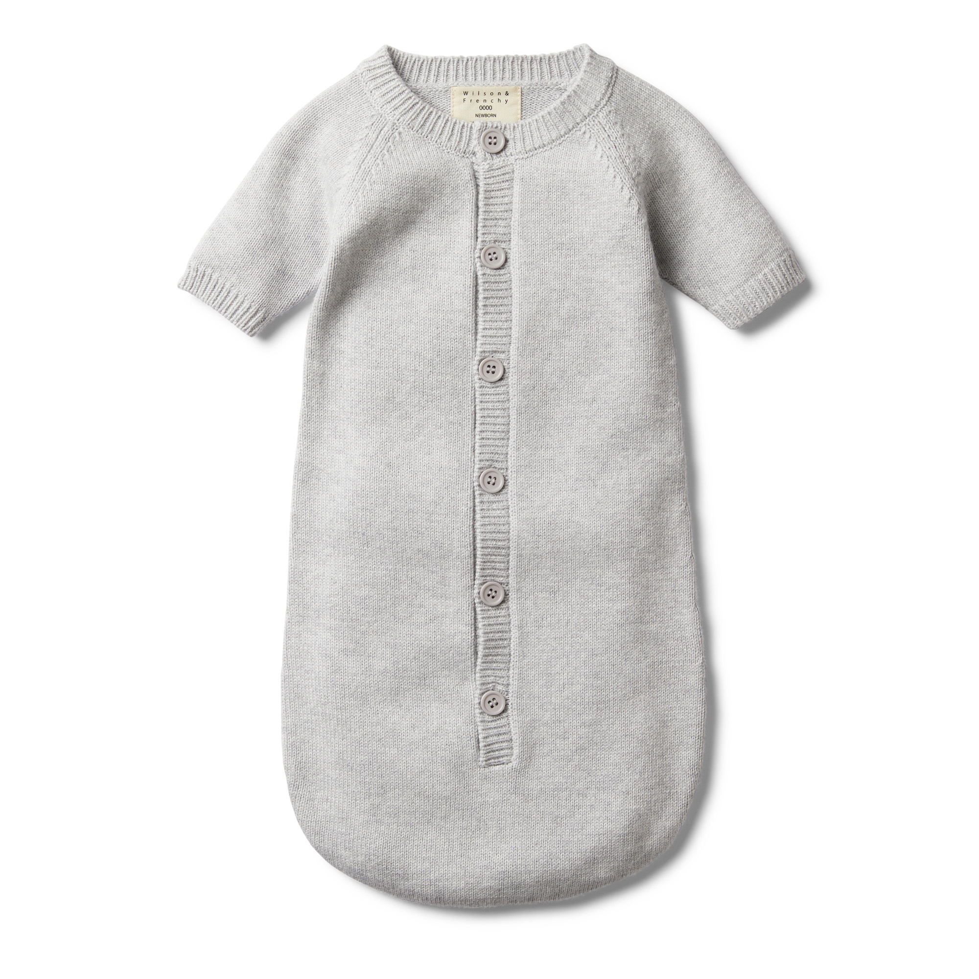Wilson and Frenchy Knitted Cocoon Sleeper Baby Clothes Perth Babyroad