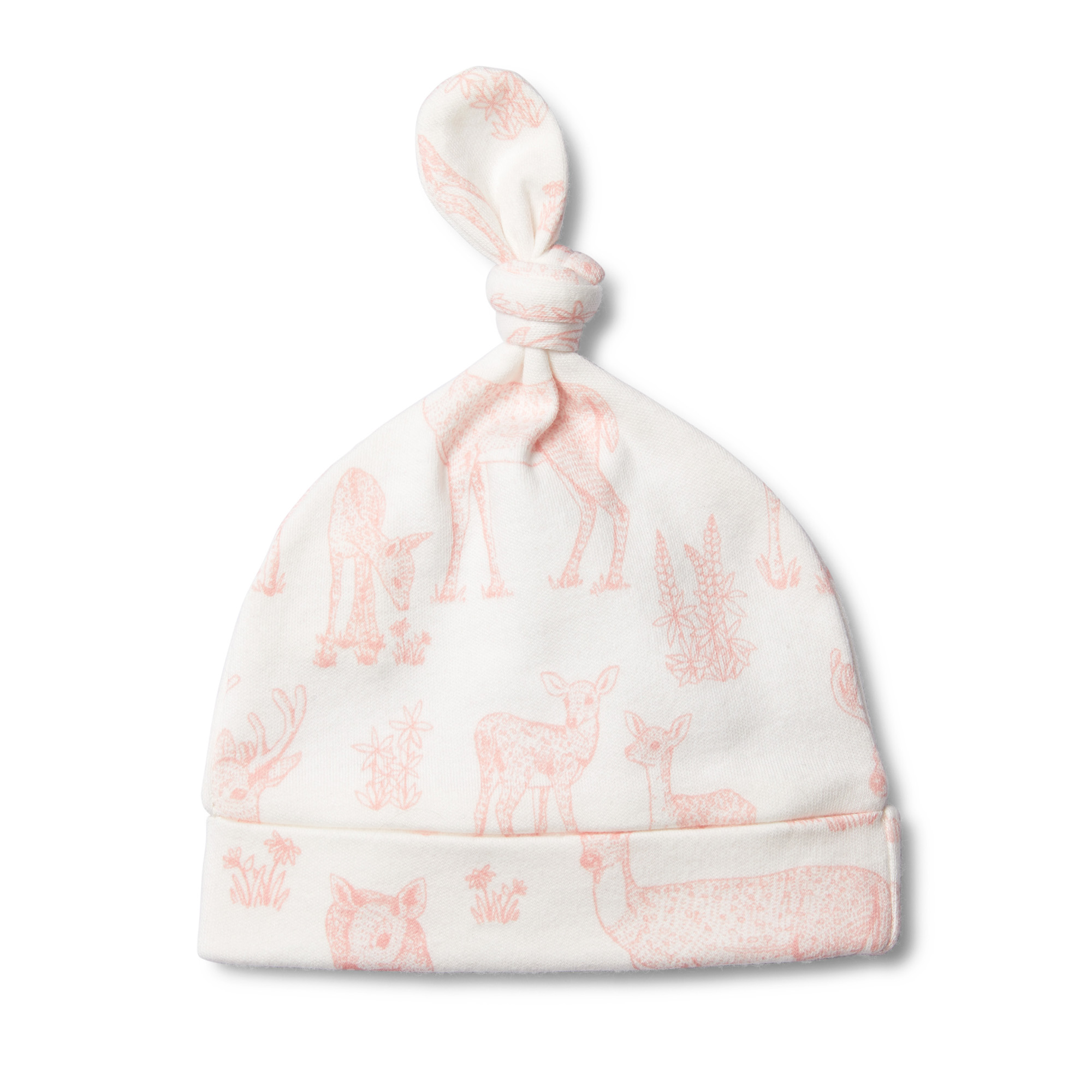 Wilson and Frenchy Oh Deer Knot Hat