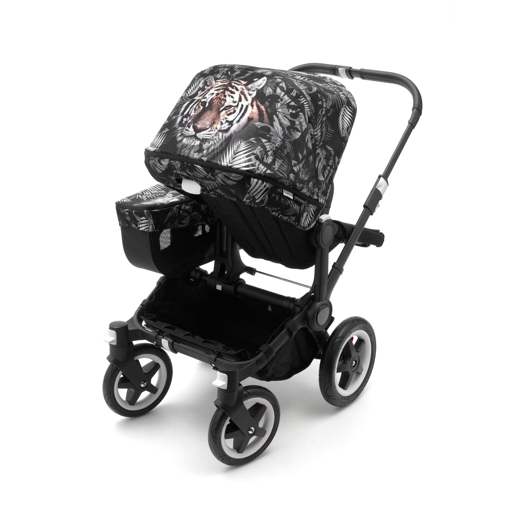 Fonkelnieuw Bugaboo Donkey We Are Handsome Limited Edition Top Set | Babyroad HC-85