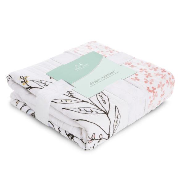 Aden + Anais Birdsong Noble Nest Dream Blanket