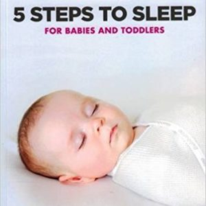 Caroline's Angels 5 Steps to Sleep Book