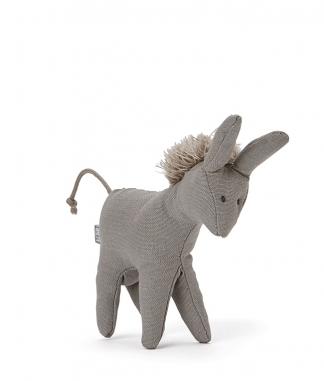 Nana Huchy Mini Donkey Baby Rattle