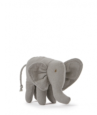 Nana Huchy Mini Elephant Baby Rattle