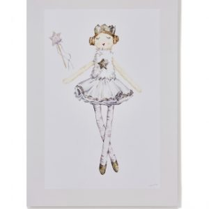 Nana Huchy Princess Peaches Print