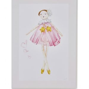 Nana Huchy Stardust Ballerina Print
