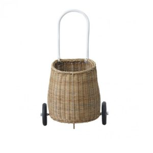 Olli Ella Natural Luggy Basket
