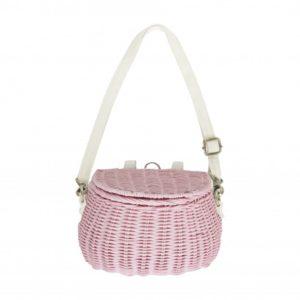 Olli Ella Pink Minichari Bag