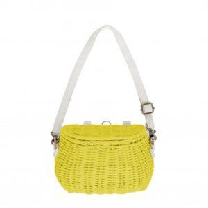 Olli Ella Yellow Minichari Bag
