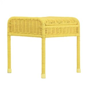 Olli Ella Yellow Storie Stool