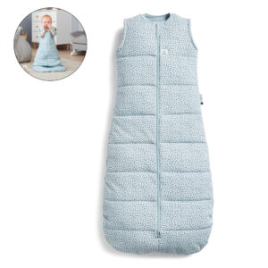 ergoPouch Jersey Sleeping Bag 2.5tog Spring Leaves