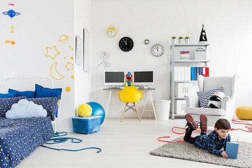 Encourage Learning with Simple Kid\'s Room Ideas | Babyroad