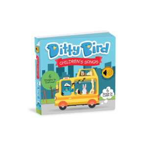 Ditty Birds Children's Songs Book