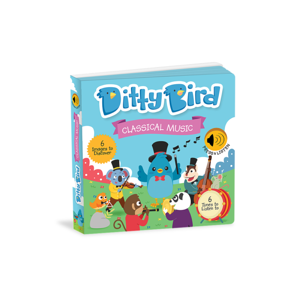 Ditty Birds Classical Music Book