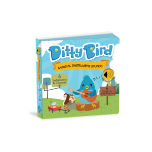 Ditty Birds Musical Instrument Sounds Book