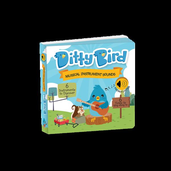Ditty Birds Musical Instrument Sounds Book