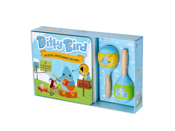Ditty Birds Musical Instruments Sounds Gift Set